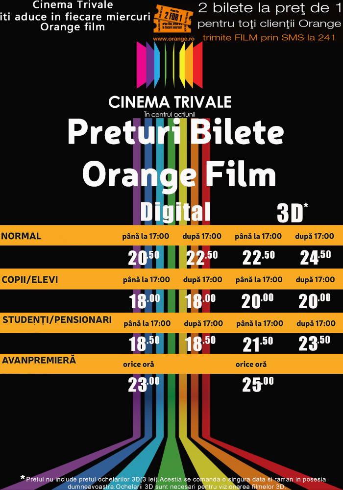 PRETURI ORANGE SITE